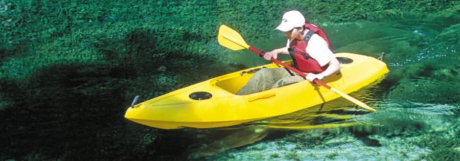 Kiwi Atlantis Kayaks