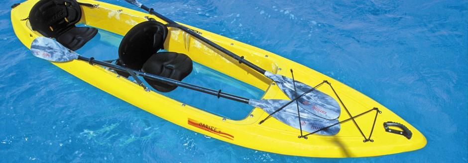 Kiwi Clear Bottom Kayaks