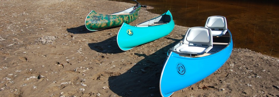 Golden Hawk Canoes