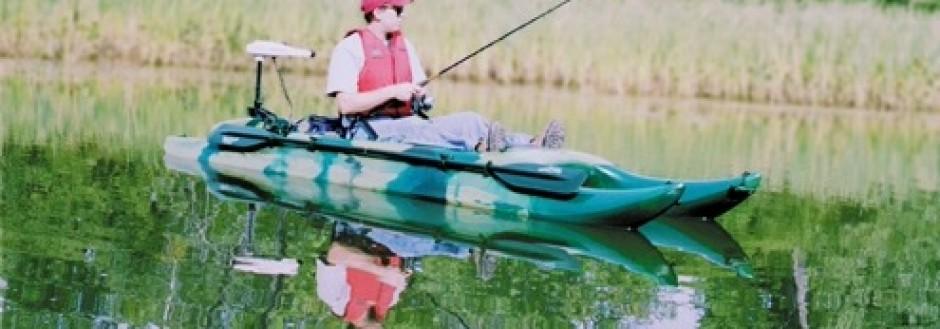 Kiwi Angler Kayaks