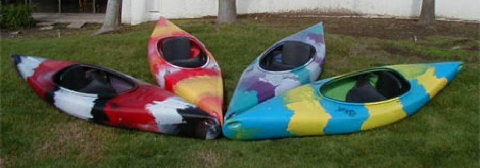 Kiwi Lobo Kayaks
