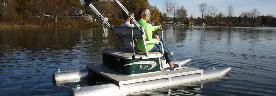 Paddle King Paddle Boats